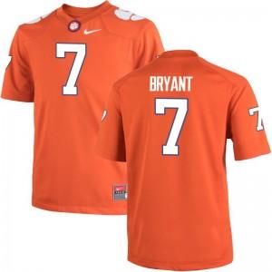 Clemson University Limited Austin Bryant For Men Orange Jerseys S-3XL