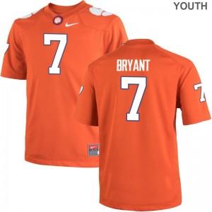Austin Bryant Clemson Tigers Limited Youth Orange Jerseys