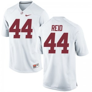 Avery Reid Player Jersey Mens Bama Game - White