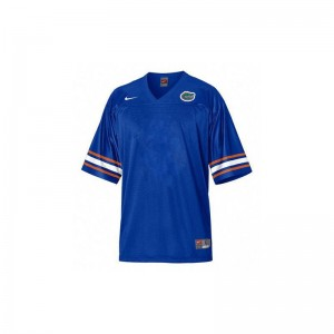 Blank Florida Gators Jersey For Kids Game Blue