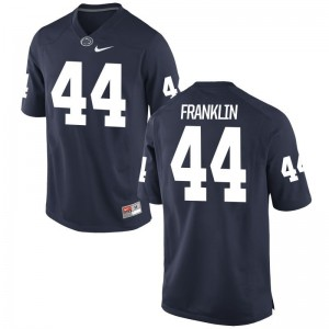 Brailyn Franklin Penn State Nittany Lions Jerseys Navy Game Men Jerseys