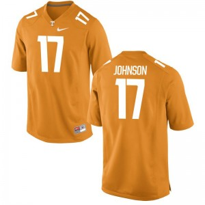 Tennessee Brandon Johnson For Men Limited Jersey S-3XL - Orange