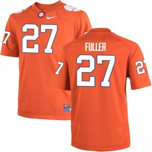 C.J. Fuller Clemson National Championship Mens Game College Jersey - Orange