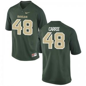 Calvin Carrie Miami Hurricanes Football Jersey Mens Green Game