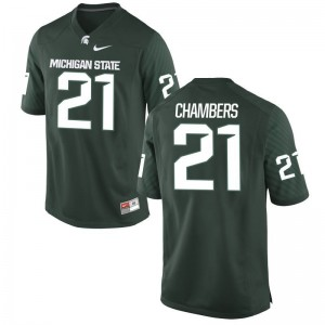 Cam Chambers Alumni Jersey Spartans Game Men - Green