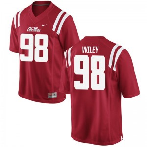 Game For Men Red Rebels Jerseys Charles Wiley