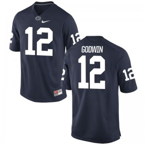 Penn State Nittany Lions Chris Godwin Navy For Men Game Player Jerseys