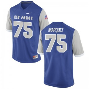 Game Colin Marquez Jersey Men Air Force - Royal