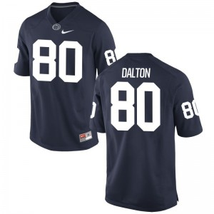 Penn State Nittany Lions Football Jerseys Danny Dalton Game Mens - Navy