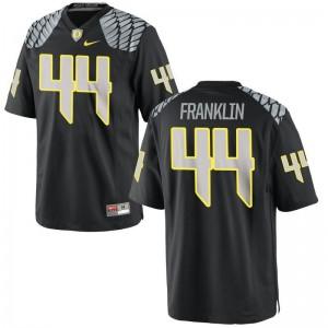 Darrian Franklin University of Oregon Jersey S-3XL Limited Black Mens