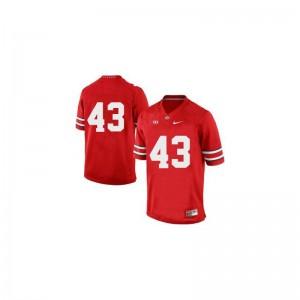Darron Lee OSU Buckeyes Jersey S-3XL Game Mens - Red