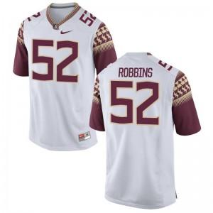 David Robbins Jersey Mens FSU Limited - White