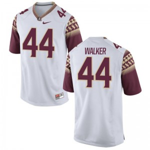 Demarcus Walker Mens Jersey White Florida State Limited