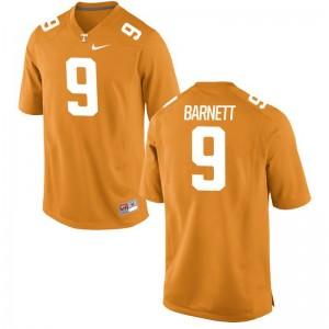 S-3XL Vols Derek Barnett Jerseys Alumni For Men Limited Orange Jerseys