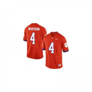 For Kids Deshaun Watson Jerseys College Orange Limited Clemson National Championship Jerseys