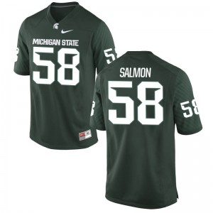 Spartans Player Jersey Devyn Salmon Game Men - Green