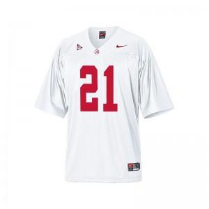 Dre Kirkpatrick For Men Jerseys Alabama Limited White