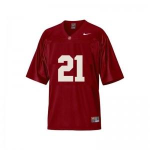 Alabama Crimson Tide Dre Kirkpatrick Jerseys For Women Red Limited