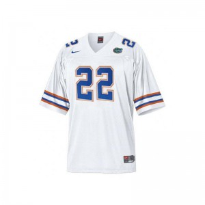 Florida Emmitt Smith Jersey S-2XL Game For Women Jersey S-2XL - White
