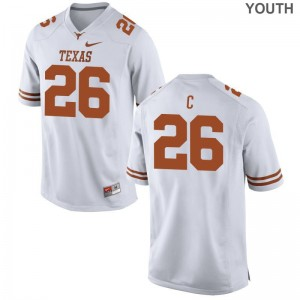 UT Eric Cuffee Jerseys High School Kids Limited White Jerseys