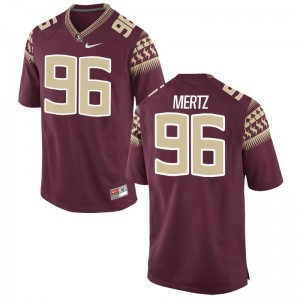 JT Mertz Mens Jerseys S-3XL Garnet Limited FSU