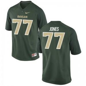 Hurricanes Jahair Jones Jerseys S-3XL Green Men Game