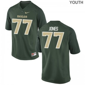 Jahair Jones Youth Jersey S-XL Green Limited Hurricanes