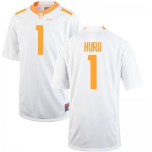 Kids Jalen Hurd Jerseys Player White Game Tennessee Volunteers Jerseys