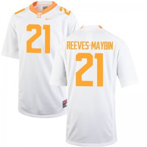 UT Jalen Reeves-Maybin Jersey S-2XL White Limited For Women