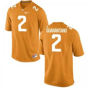 Jarrett Guarantano Game Jersey Men Alumni Tennessee Orange Jersey