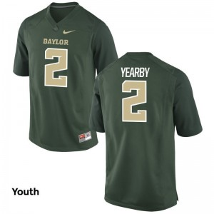 Youth Limited Miami Alumni Jersey Joseph Yearby - Green