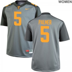 Tennessee Volunteers Jerseys Josh Palmer Game Womens Gray