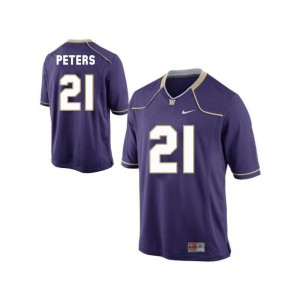 Marcus Peters UW Huskies Jersey S-XL Youth(Kids) Purple Game