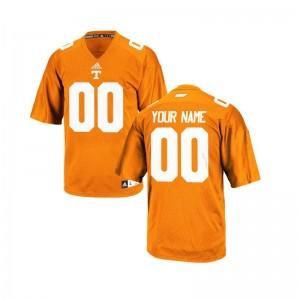 Vols Customized Jerseys Orange Men Limited