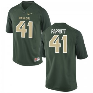 Hurricanes Michael Parrott Jerseys For Men Limited Green