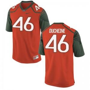 Nicholas Ducheine Miami Limited Men Jerseys - Orange