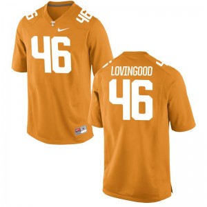 Riley Lovingood Tennessee Vols For Men Jerseys Orange High School Game Jerseys