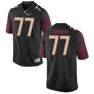 Limited Black For Kids Florida State Seminoles Jersey Roderick Johnson