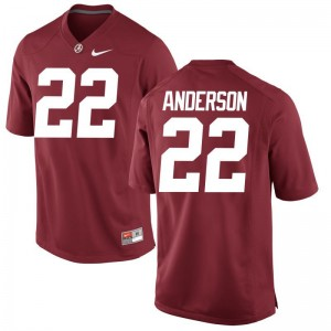 Bama Jersey of Ryan Anderson Limited Ladies Red