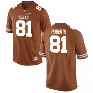 Womens Orange Limited UT NCAA Jersey of Ryan Roberts