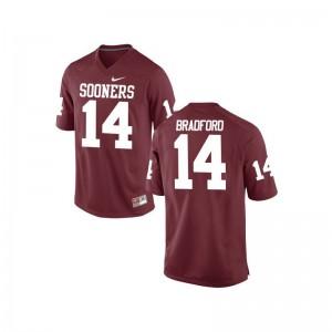 Oklahoma Sooners Sam Bradford Player Jerseys Limited Ladies Red Jerseys