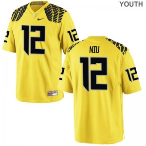 Sampson Niu For Kids Jersey S-XL Gold Game UO