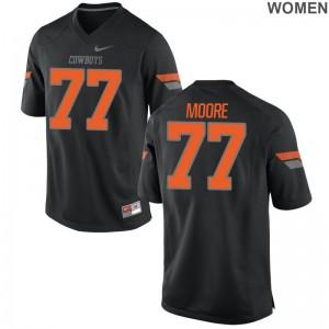 OSU Cowboys Tyler Moore Womens Game Alumni Jerseys Black