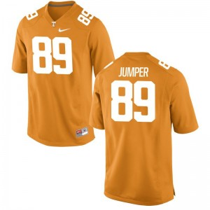 UT Will Jumper NCAA Jersey Orange Mens Limited