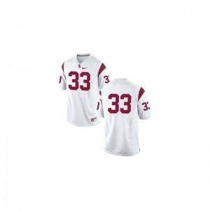 Womens Limited Alumni USC Jersey Marcus Allen #33 White Jersey