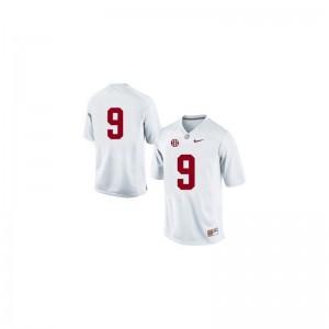 Alabama Crimson Tide Amari Cooper Jersey S-XL #9 White Youth(Kids) Limited