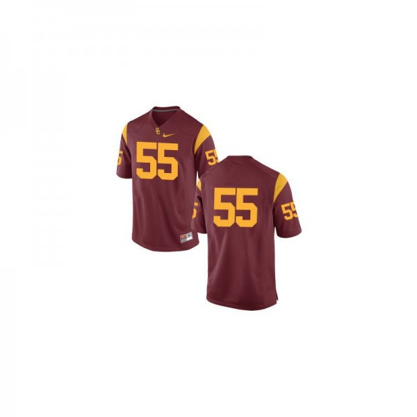 new concept 96c42 d3eb0 Junior Seau USC Jersey For Kids Limited Cardinal NCAA