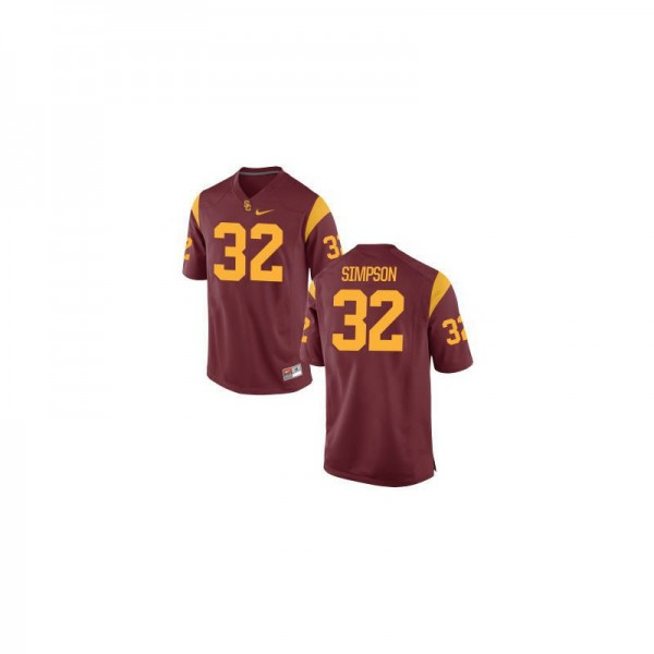 online store ae768 dec7e USC Jerseys of O.J. Simpson Game Youth(Kids) - Cardinal