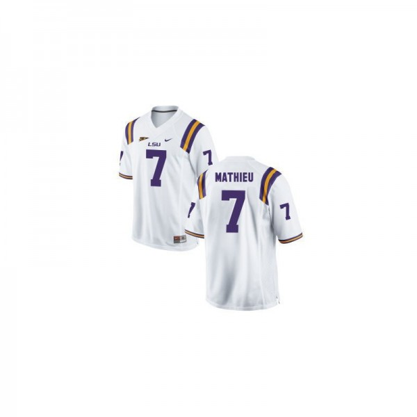 07e20cde509 ... white lsu football jersey